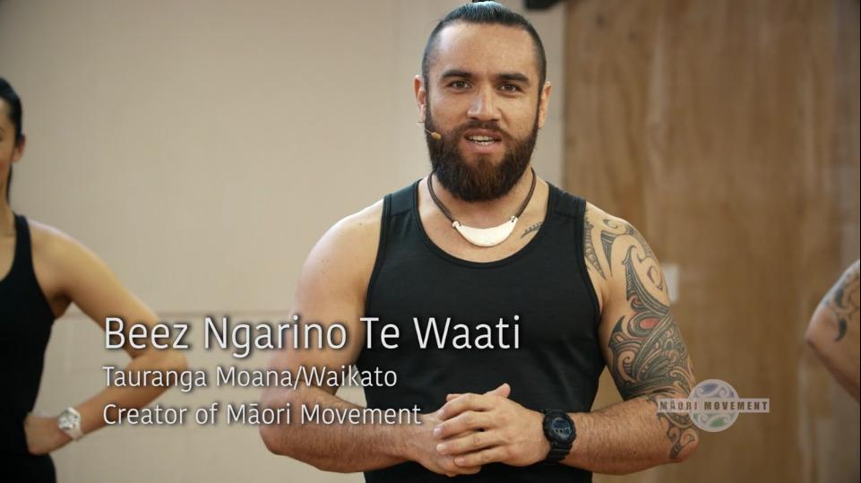 Beez Ngarino Te Waati